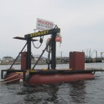 Pontoon Barge