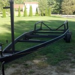 Downeast Boat Trailer
