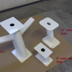Radar Mounts (powder coated)