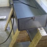 Maple Syrup Boiler