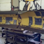 Fisher Plow Patching